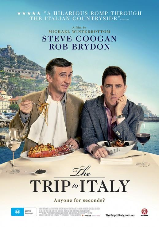 Movie Review: The Trip to Itlay
