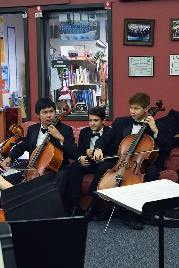 TRL Disqualification Leaves LHS Orchestra Members in Shock