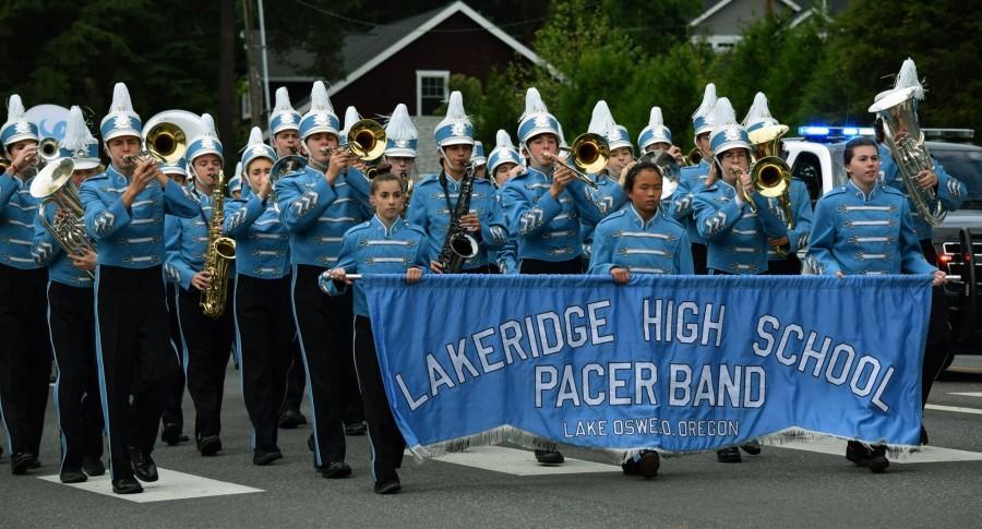 Lakeridge Luau Homecoming 2k15
