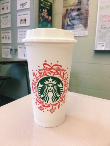 There has been controversy in the past years about the Starbucks holiday cups, this year is no different.