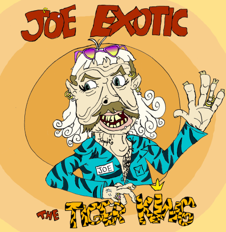 Joe Exotic: King of Netflix (and Tigers)