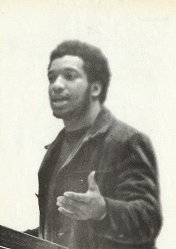 Fred Hampton by UIC Library Digital Collections is licensed under CC BY-NC-ND 2.0
